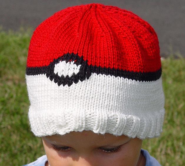 Pokemon Knit Hat
