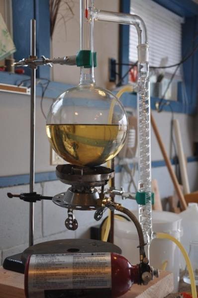 Hobby Micro Distilling Make