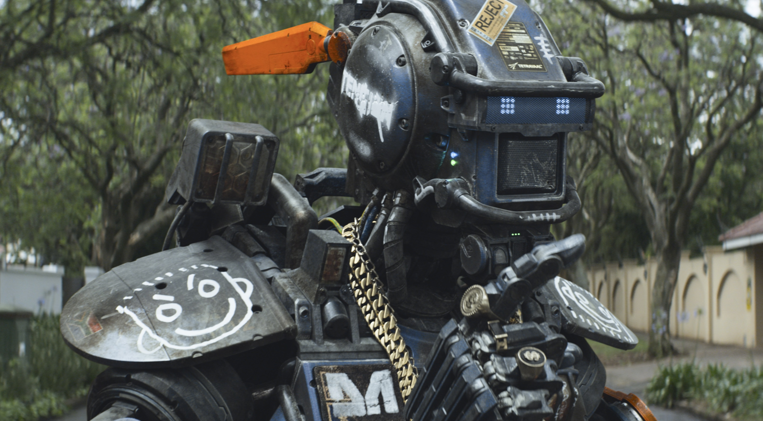 Chappie: What To Do When You Build a Sentient Robot : Make: