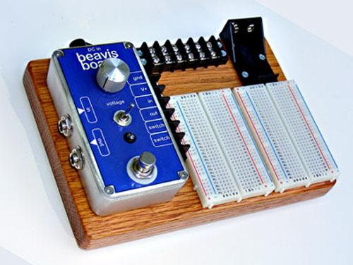 guitar pedal prototyping kit make. Black Bedroom Furniture Sets. Home Design Ideas