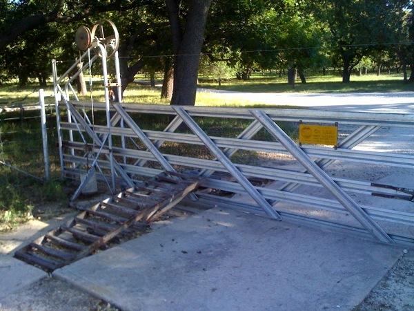 Unpowered Mechanical Gate Opener Part 2 Make