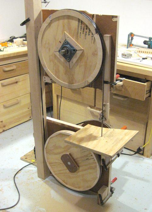 DIY bandsaw | Make: