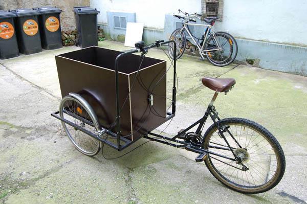How To Build A Cargo Bike Make