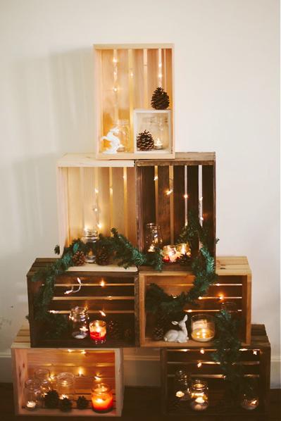Old World Christmas Decor
