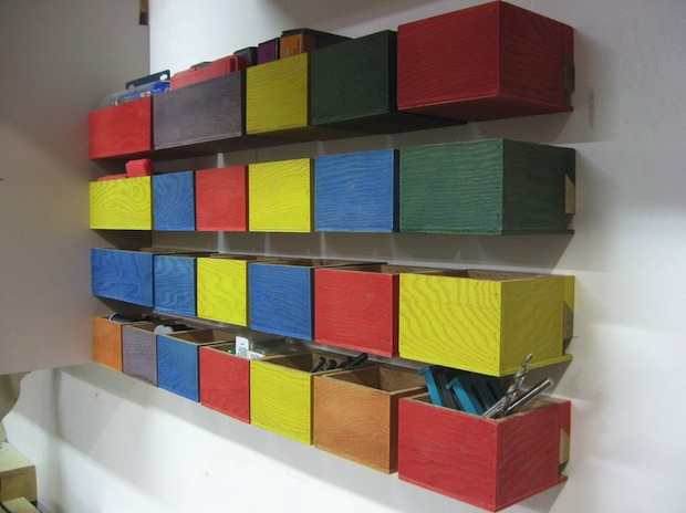 how to make storage bins