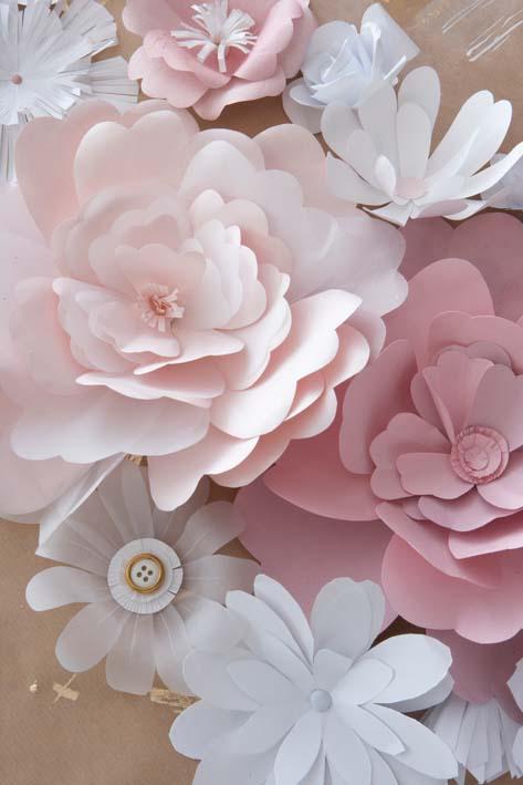 Paper Flower Roundup | Make: