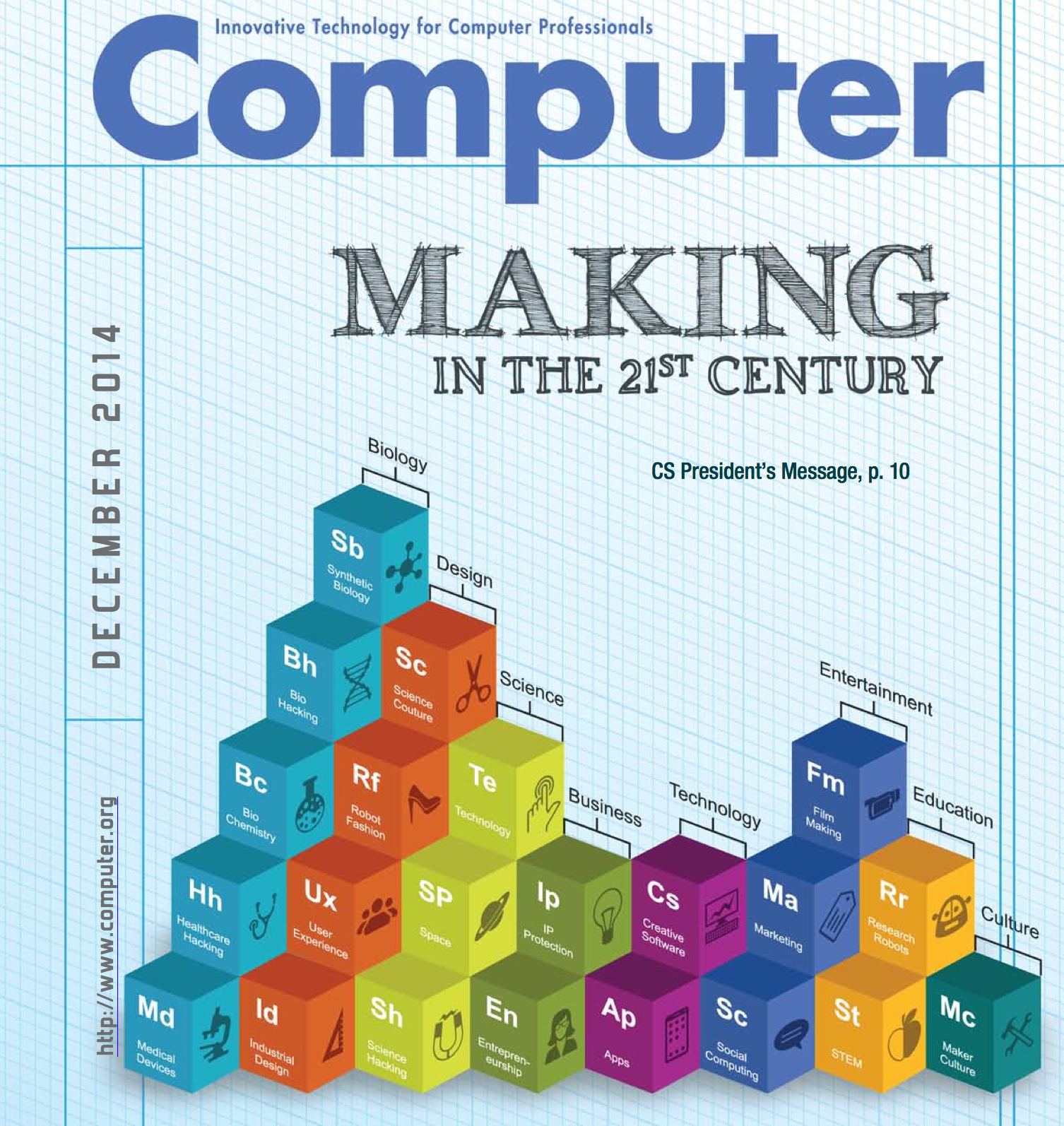 IEEE Computer Magazine Special Issue on Making: Free Download