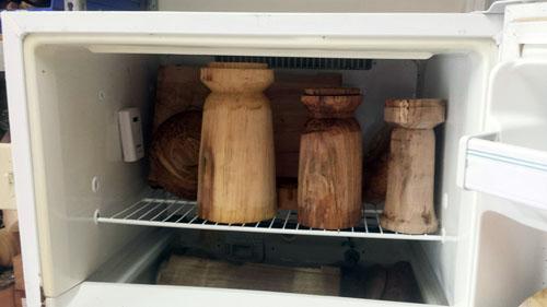 Convert An Old Fridge Into A Wood Kiln  U2014 Woodworking