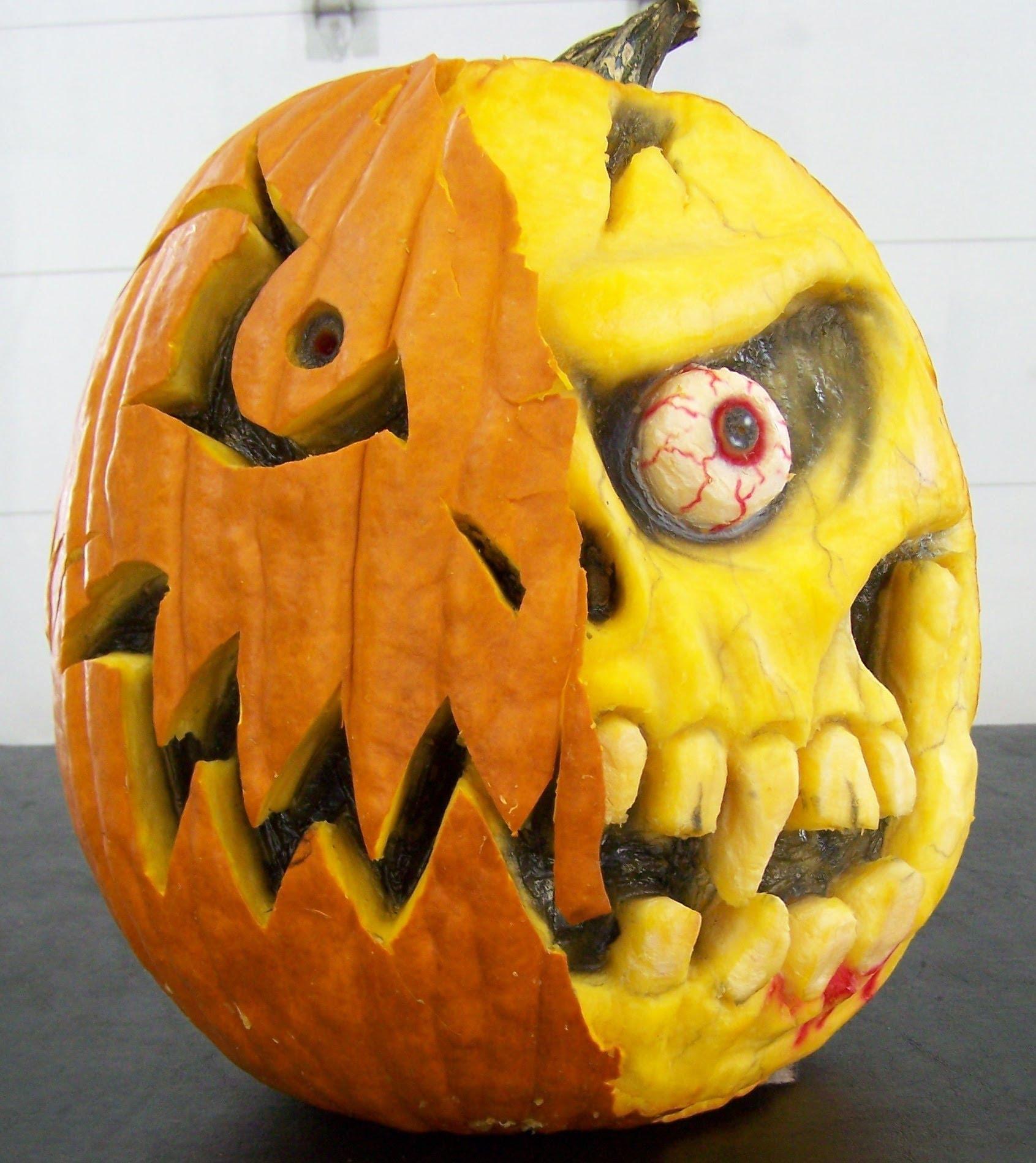 5 Tutorials For Next Level Pumpkin Carving Make