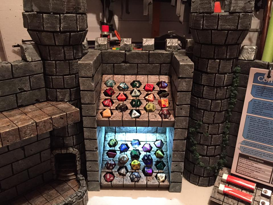 Building The Ultimate Dungeon Master Screen Make